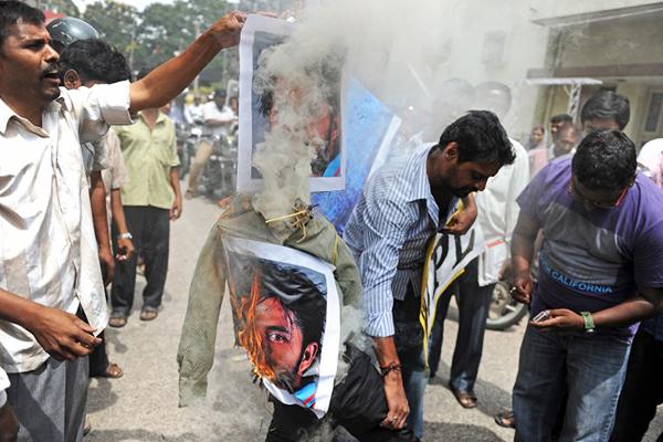 Manjunath Kiran—AFP