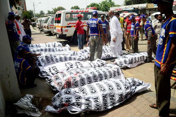 Karachi, May 11. Rizwan Tabassum—AFP