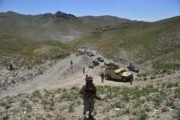 Noorullah Shirzada—AFP