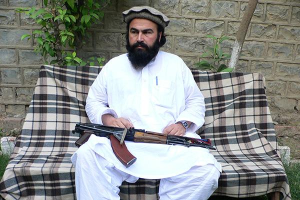 Naseer Azam—AFP