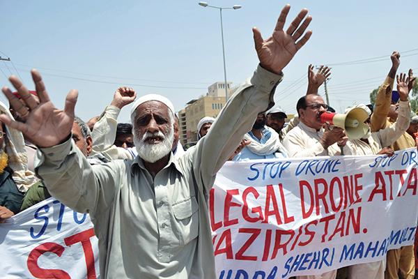 S. S. Mirza—AFP