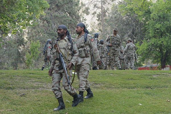 Banaras Khan—AFP