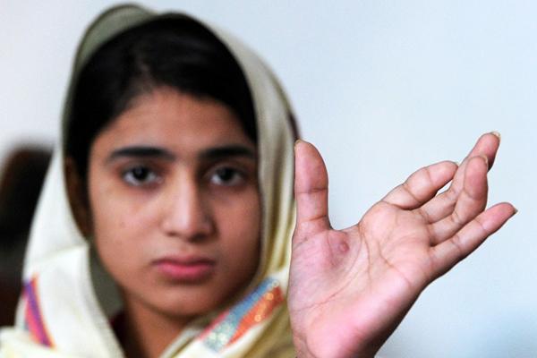 Shazia, Nov. 10. A. Majeed—AFP