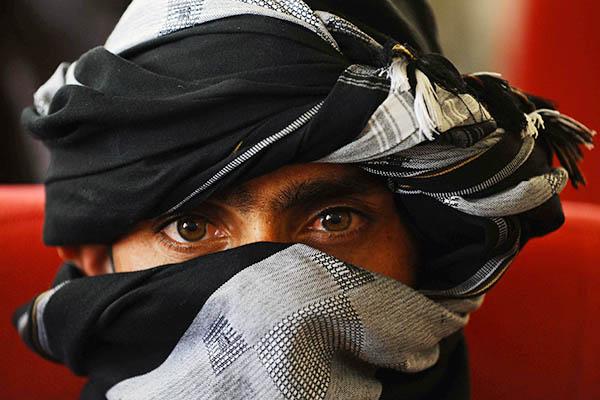 Aref Karimi—AFP