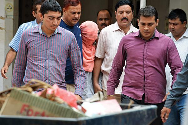 Prakash Singh—AFP