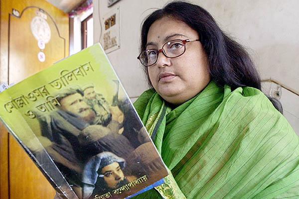 Deshakalyan Chowdhury—AFP