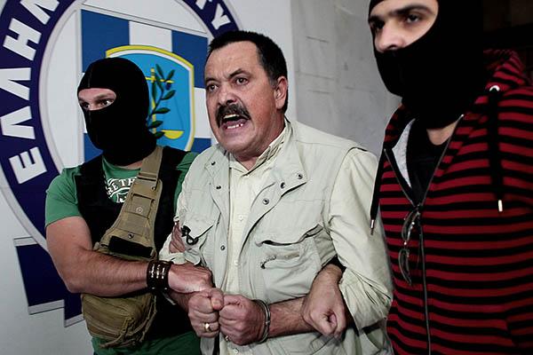 Angelo Tzortzinis—AFP