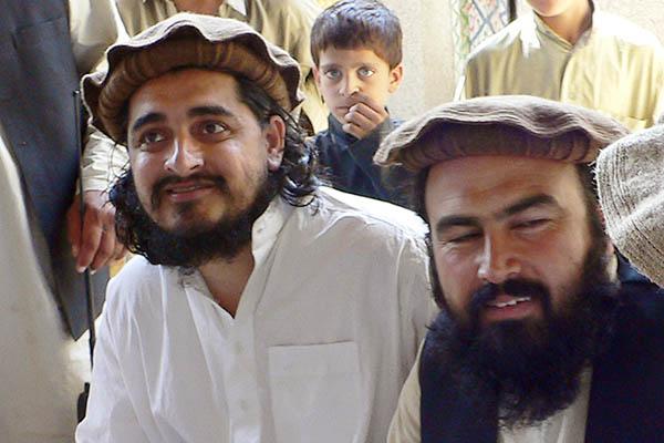 Naseer Mehsud—AFP