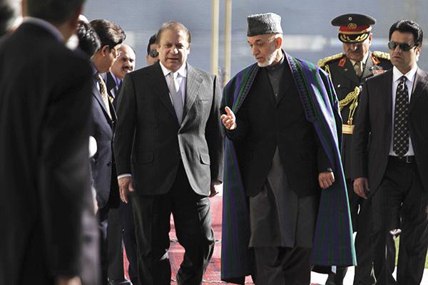 S. Sabawoon—AFP