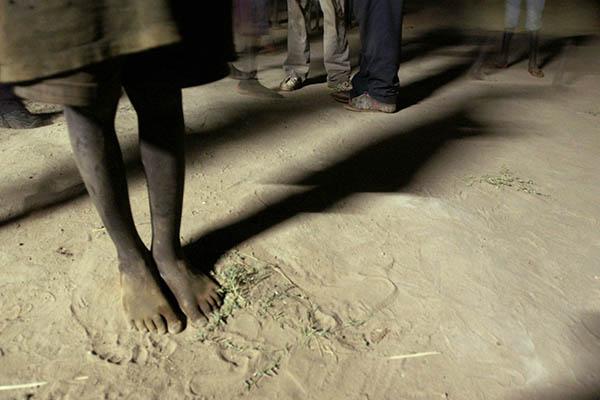 Jose Cendon—AFP