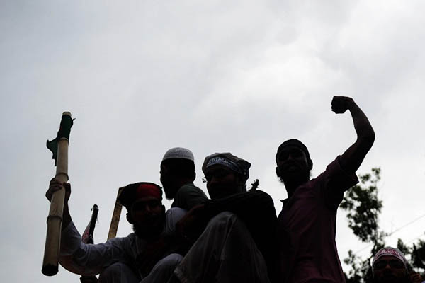 Munir uz Zaman—AFP