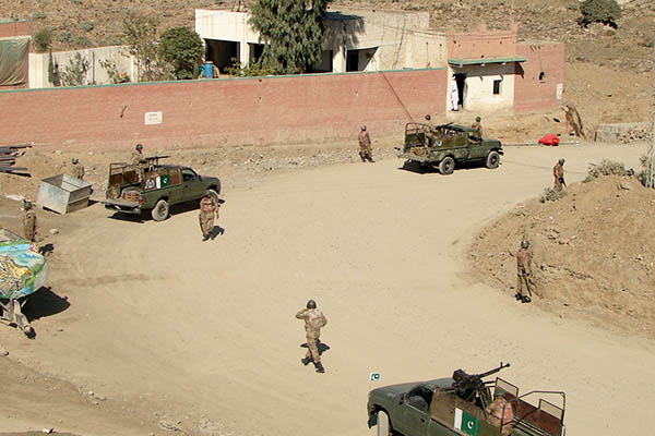 File Photo. Thir Khan—AFP