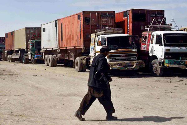 File Photo. Asghar Achakzai—AFP