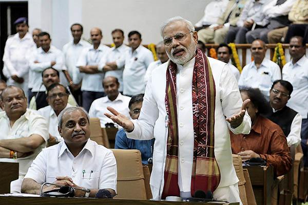 Gujarat Information Bureau—AFP
