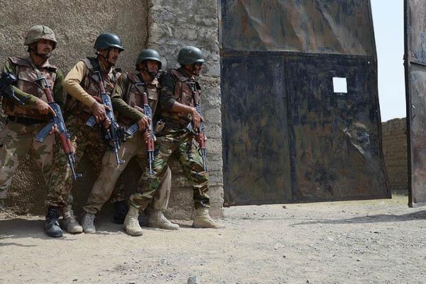 File Photo. ISPR-HO—AFP