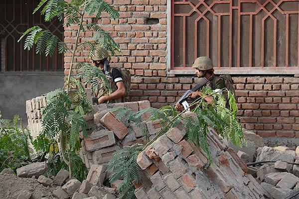 File Photo. ISPR/AFP
