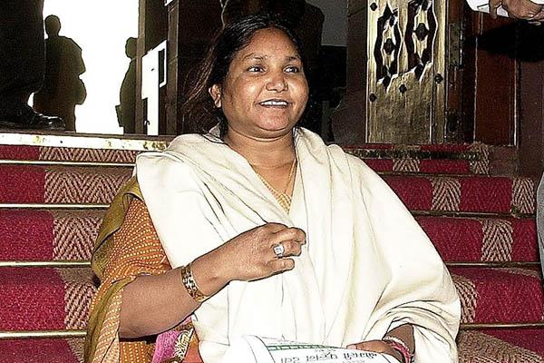 Phoolan Devi in 2000. Raveendran—AFP