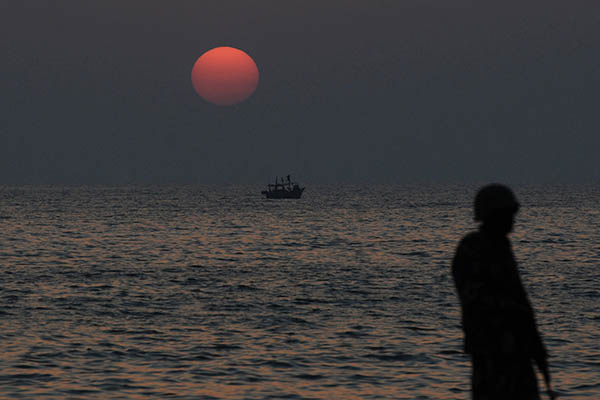 File Photo. Asif Hassan—AFP
