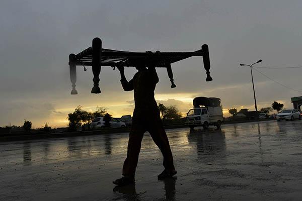 File Photo. Arif Ali—AFP