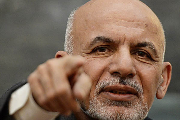 Shah Marai—AFP