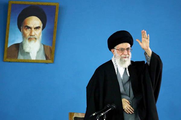 Khamenei.ir—AFP