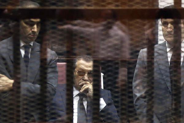 Mostafa el-Shemy—AFP