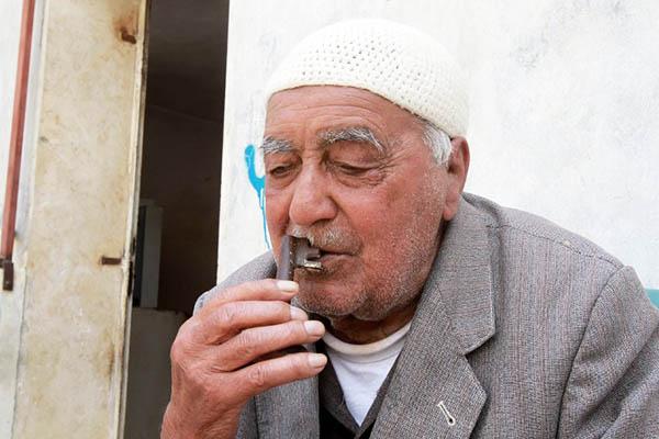 Musa al-Shaer—AFP