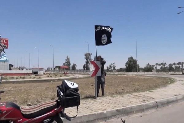Aamaq News via YouTube—AFP
