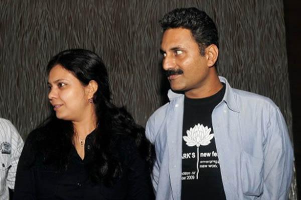 Anusha Rizwi and Mahmood Farooqui. Manan Vatsyayana—AFP