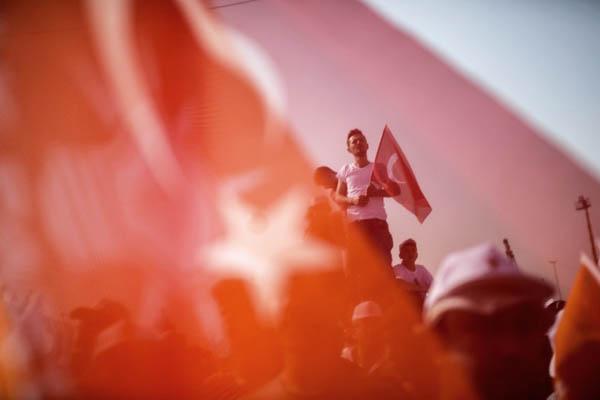 Bulent Kilic—AFP