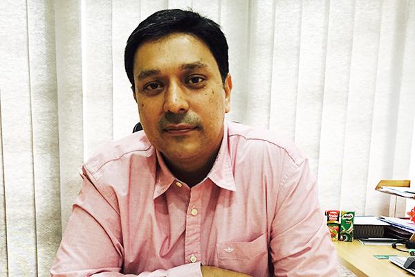 Nestlé Pakistan's Ahmad.