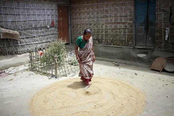 Suvra Kanti Das—AFP
