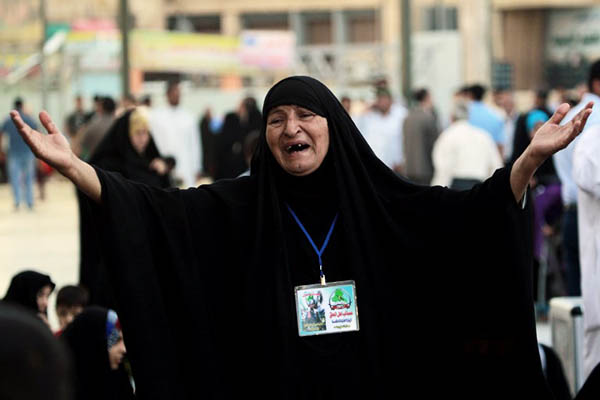 Haidar Hamdani—AFP
