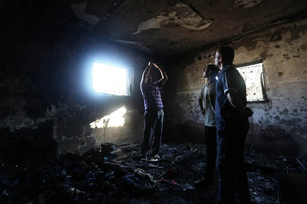 Jaafar Ashtiyeh—AFP
