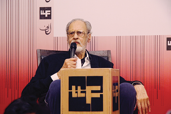 Hussein made his last public appearance at the Lahore Literary Festival in February.