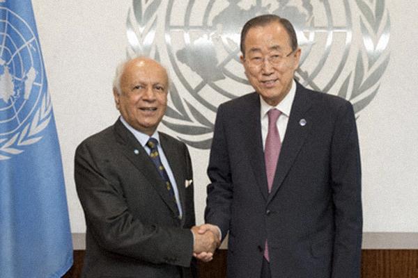 Courtesy of the U.N.