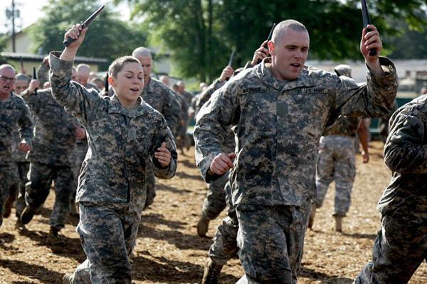 Spc. Dacotah Lane-U.S. Army—AFP