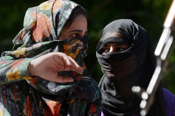 Tauseef Mustafa—AFP