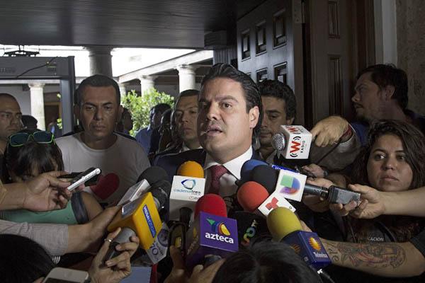 Hector Guerrero—AFP