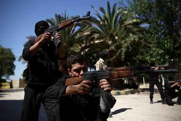 Abd Doumany—AFP