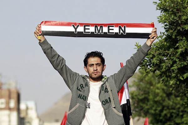 Mohammed Huwais—AFP