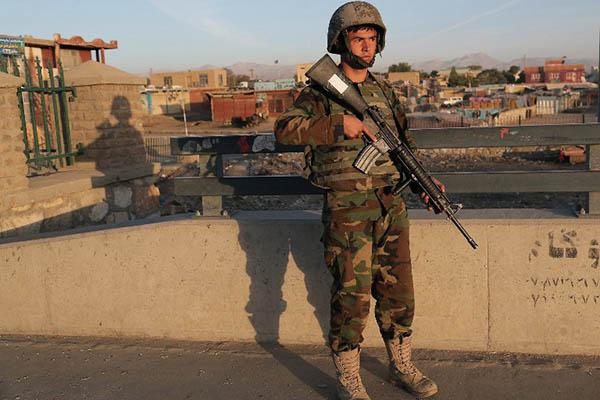 Rahmatullah Alizadah—AFP