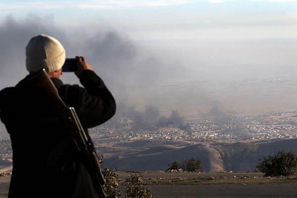 Safin Hamed—AFP
