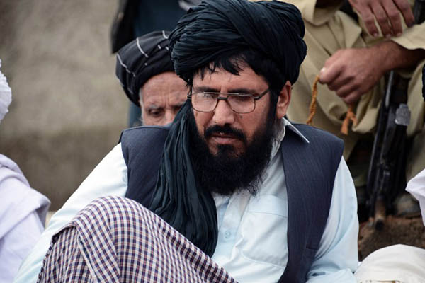 Mullah Rasool. Javed Tanveer—AFP