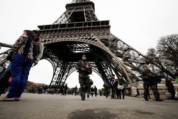 Francois Guillot—AFP