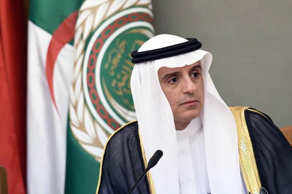 Saudi Foreign Minister Adel al-Jubeir. Fayez Nureldine—AFP