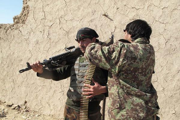 Noor Mohammad—AFP