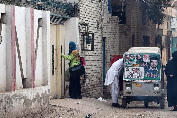 Farooq Naeem—AFP
