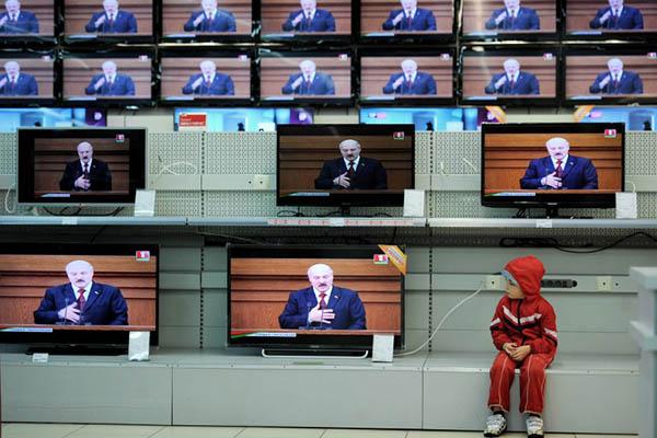 Sergei Gapon—AFP