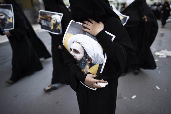 Mohammed al-Shaikh—AFP